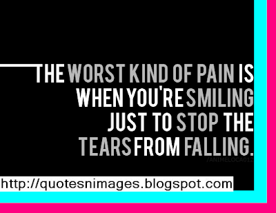 Quotes About Smiling Through Pain Quotes and Sayi...