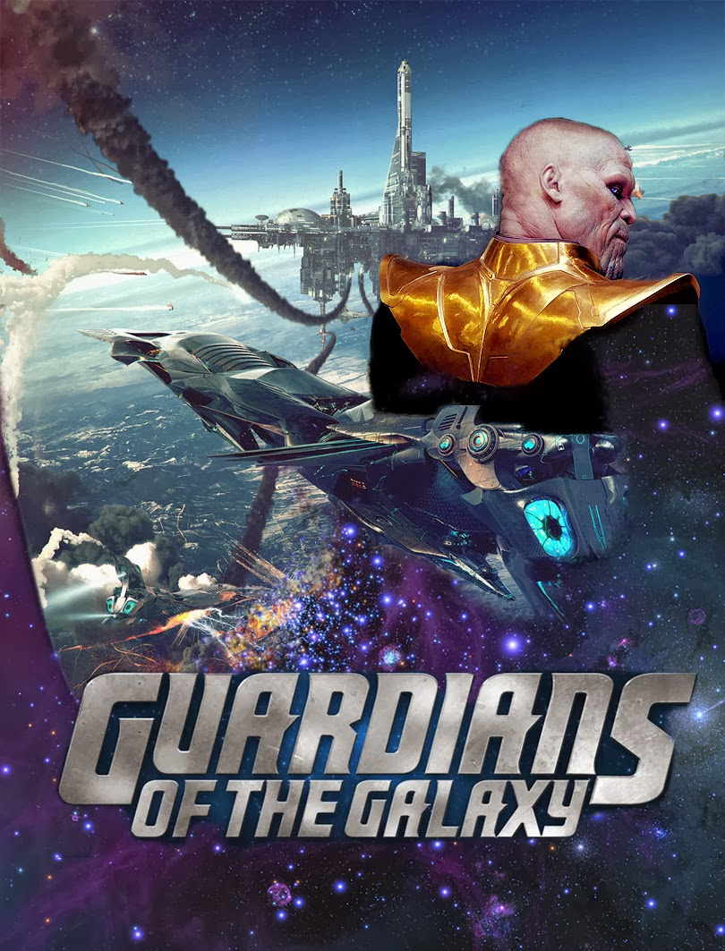 Guardians of the galaxy poster 2014 teaser jpeg