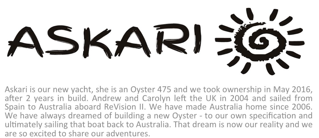 Askari Sailing
