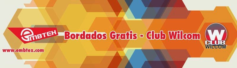 Bordados gratis (club wilcom) Embtex