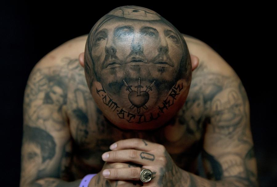 Que significan los dibujos de tatoo de cholos