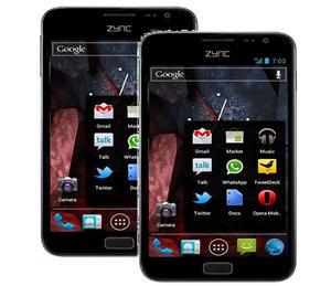 Zync Dual SIM phablet at R 9490