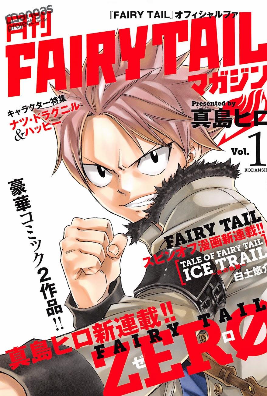 Fairy Tail Zero 01 Mangá Português capitulo 01 leitura online