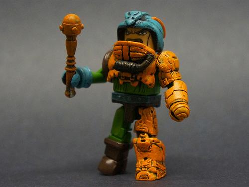 MotU Man-At-Arms Minimate