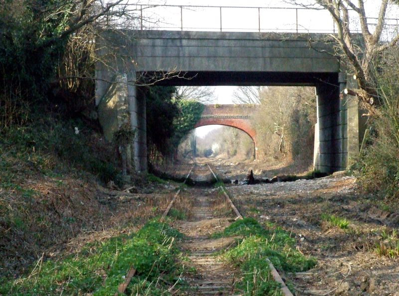Unkempt track