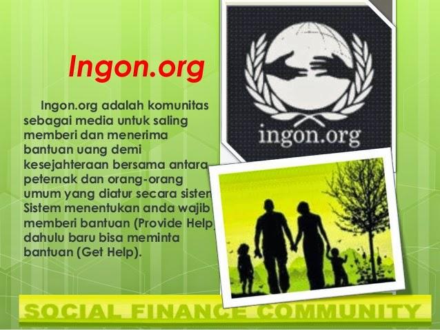 INGON Indonesia lacak siapa TOKOH-nya