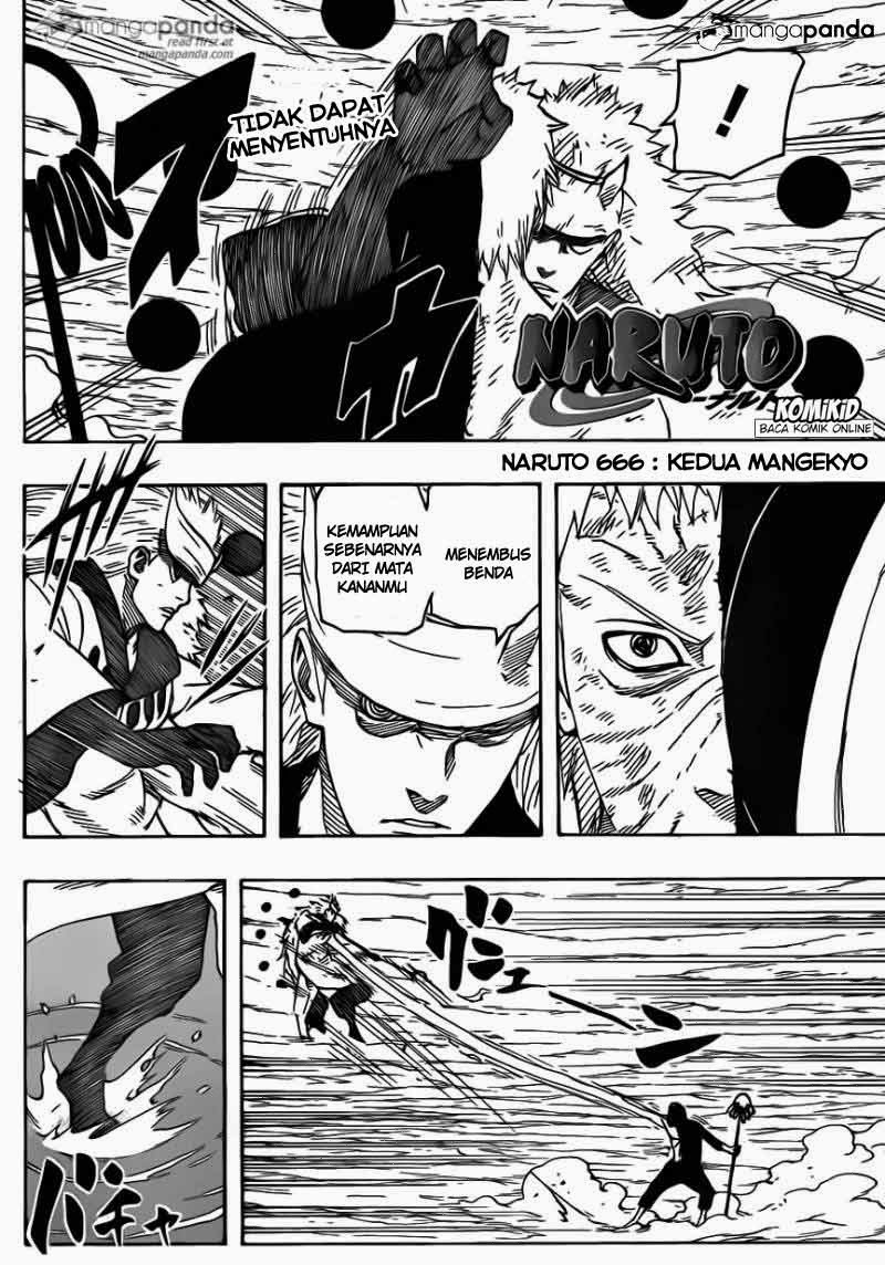 Download Komik Naruto Chapter 666 (Kedua Mangekyo) Bahasa Indonesia