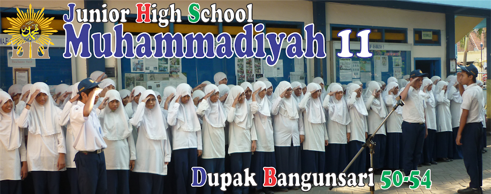 SMP Muhammadiyah 11 Sby
