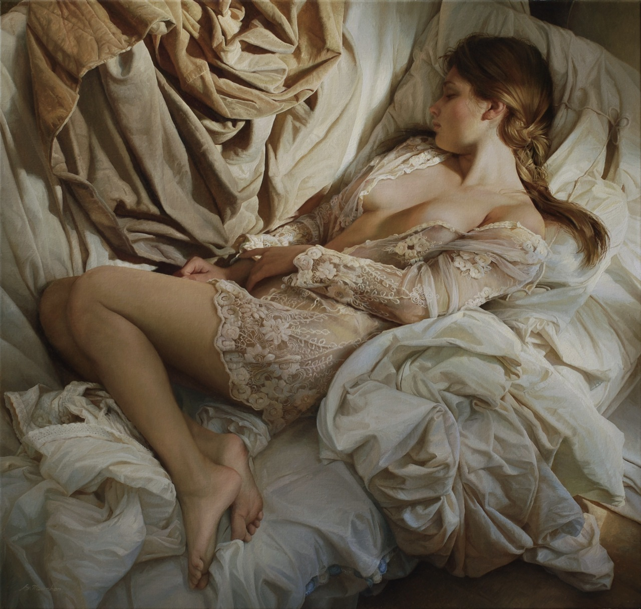 Serie: Los Pintores – 20 - Serguei Marxennikov