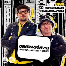#GENERACIONVHS PODCASTS