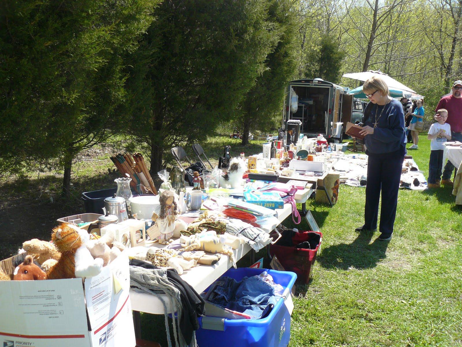 Scranberry coop top ten reasons you should come to for Fishing flea market nj