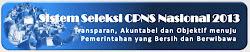 SSCN BKN - Pendaftaran CPNS online