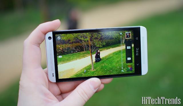 HTC One : Smart Sensor