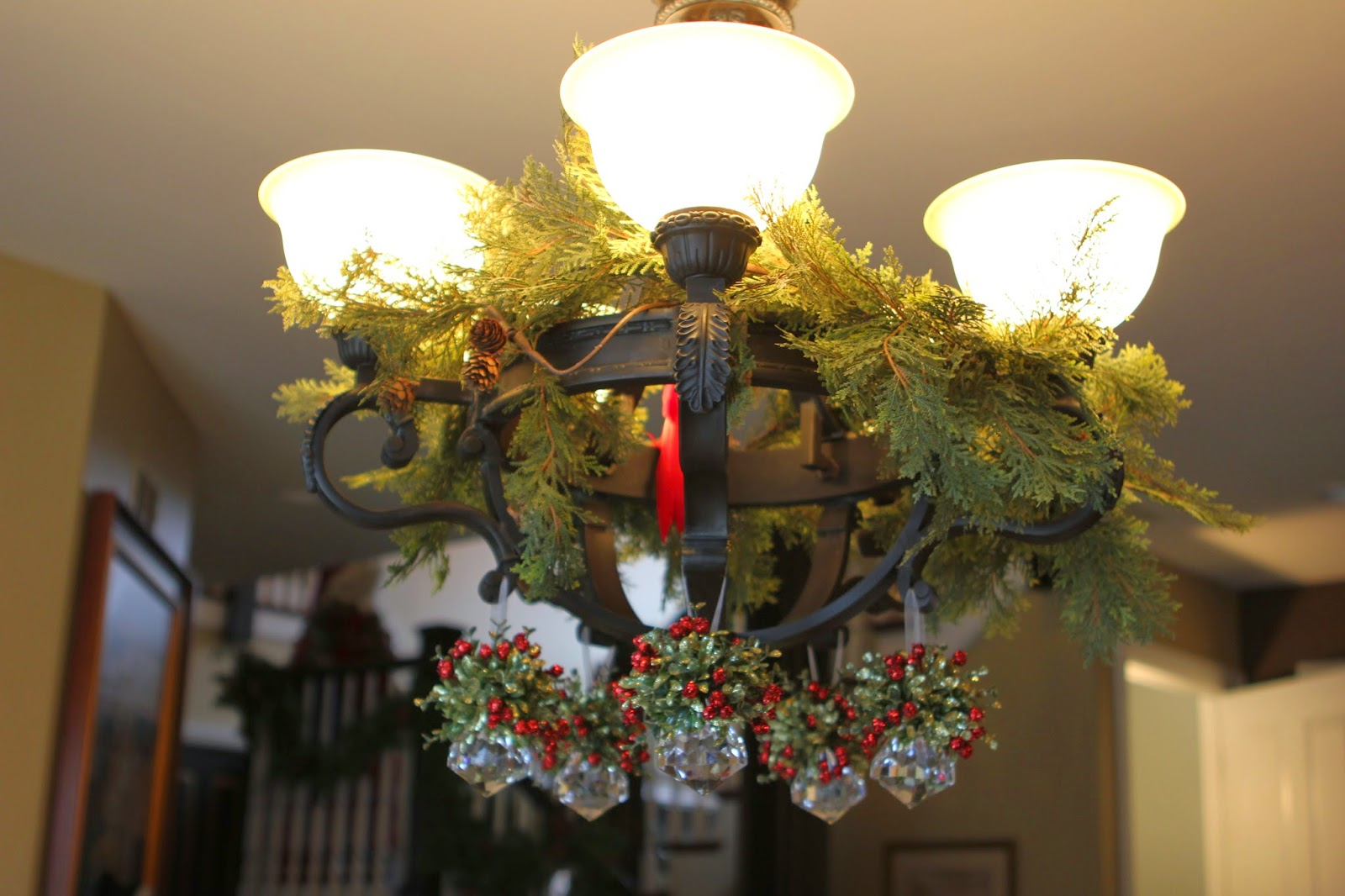 Romancing The Home Christmas Magic Throughout The House