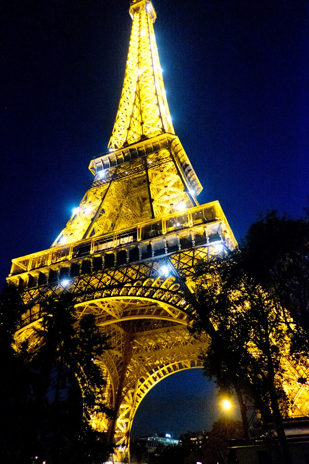 Domestic Fashionista: Paris: Day 2 -- Eiffel Tower