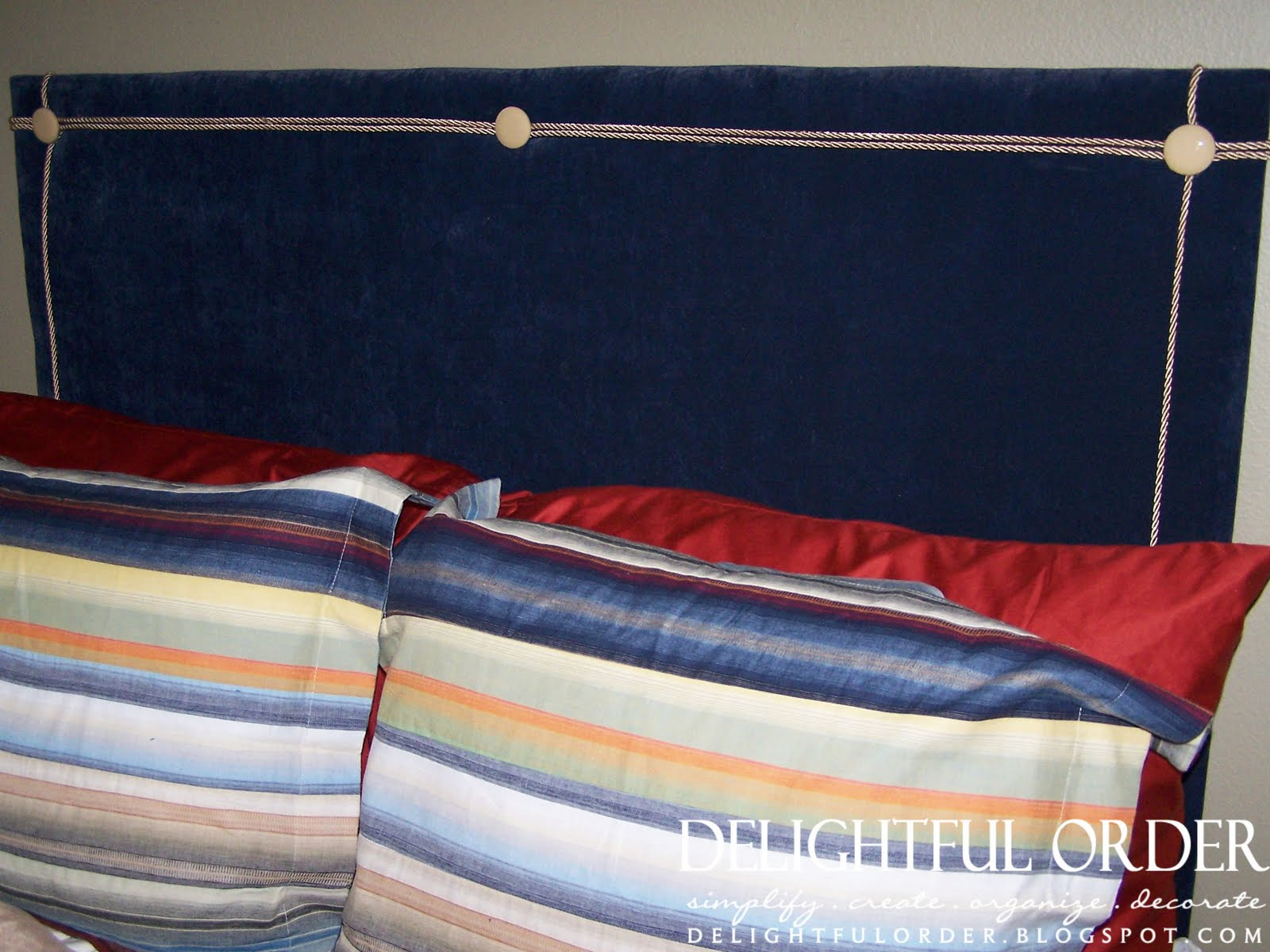Delightful order make your own headboard Make your own headboard