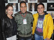Promoção Camarim - Show Maria Cecília & Rodolfo em Soledade de Minas dia 27/09/13