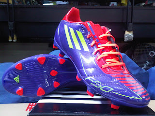 Sepatu Sepak Bola Adidas F10 TRX FG Adizero Prime Original