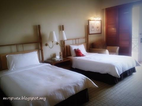 2 hari 1 malam di Hotel Bangi-Putrajaya