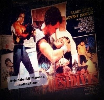 Brigade 86 Movies Center - Tertembaknya Seorang Residivis (1985)