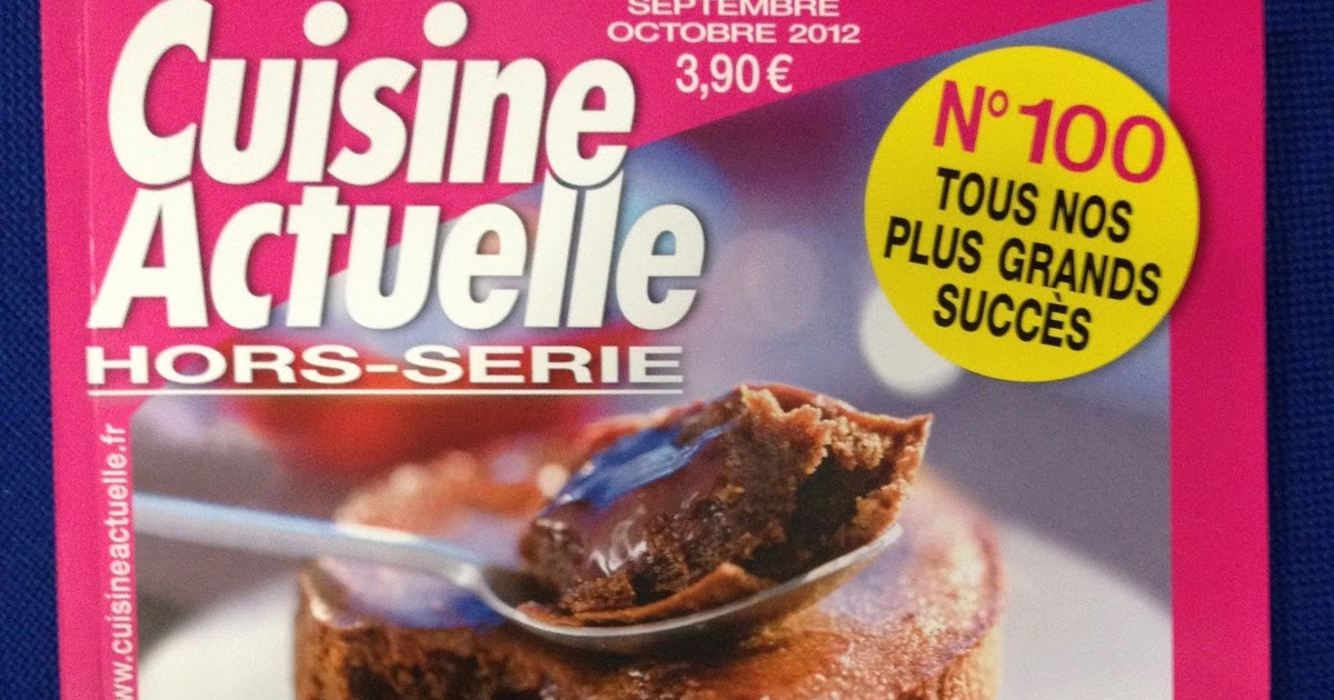 Media mediorum internet m dia des m dias cuisine les - Cuisine actuelle abonnement ...