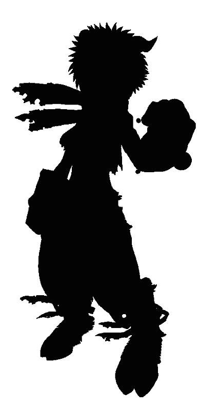 [Jogo] Quem é este Digimon? - Página 4 Silhueta