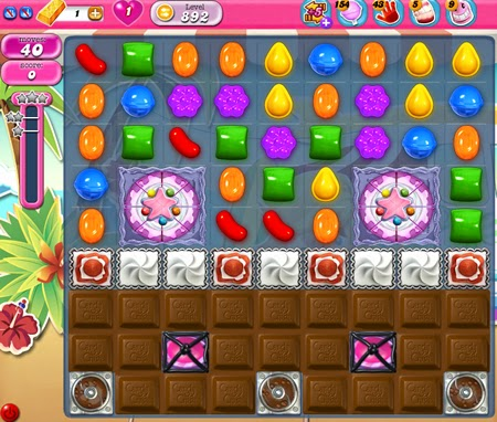 Candy Crush Saga 892