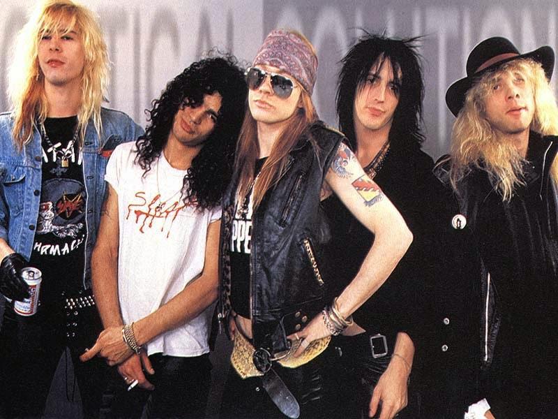 Guns n'Roses - band