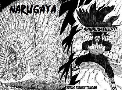 Komik Naruto Chapter 621 Bahasa Indonesia