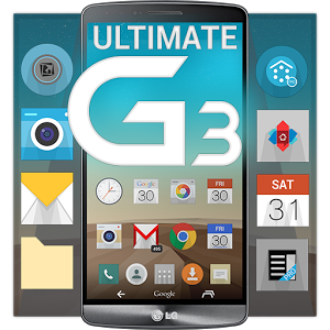 Ultimate G3 Launcher Theme v1.1 APK