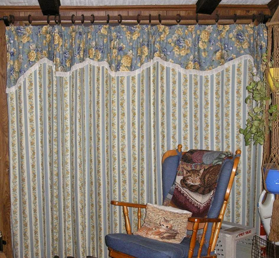 Fabrics for Lace and Nets Curtains