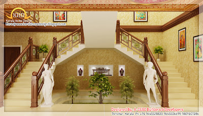 3D Interior renders