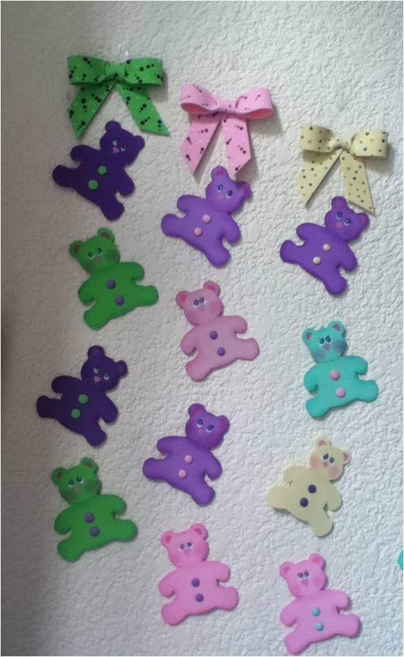 Mardedi para decorar el cuarto del bebe - Decorar paredes habitacion bebe ...
