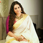 Namitha Latest Photoshoot Gallery in Saree