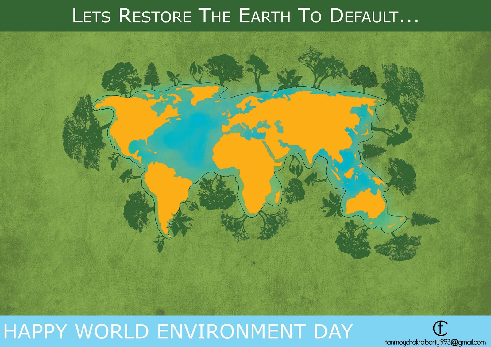 Poster design environment day - World Environment Day Poster Competition Design 2015