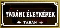 TABÁNI ÉLETKÉPEK