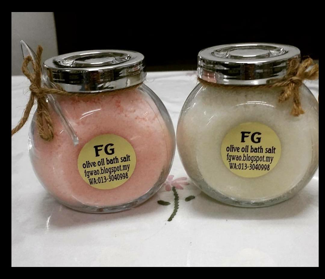 fg bath salt