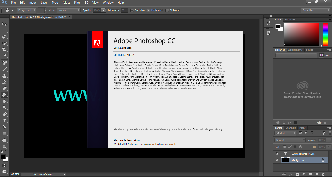 photoshop cc 2014 free download
