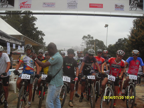 Largada do 11° GAMBIKE 2014