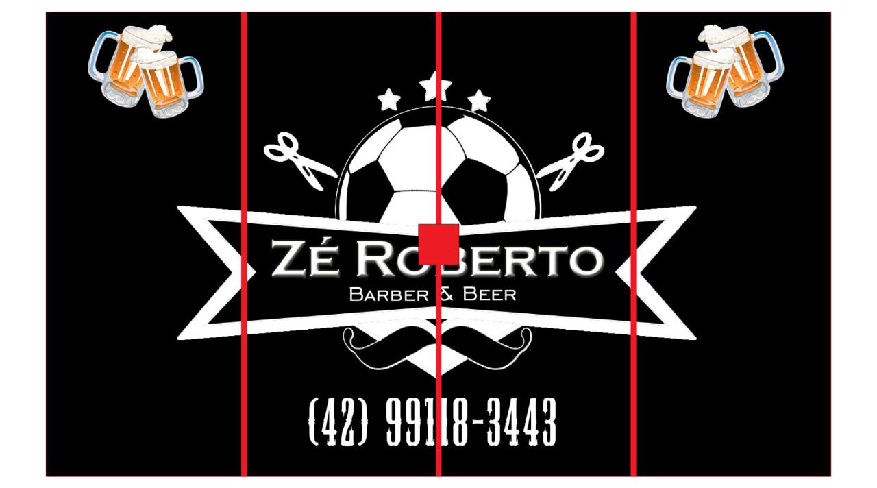 Zé Roberto Barber Beer
