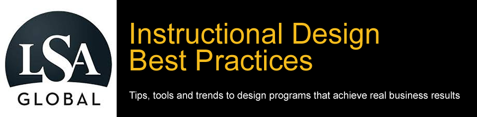 Instructional Design Training Best Practices