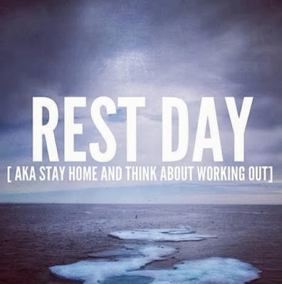 Calming Rest Day Image