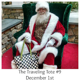 Tales of the Traveling Tote Series: Next Installment Coming December 1, 2016!