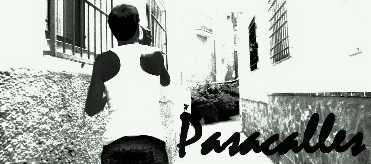 PASACALLES (Letras)