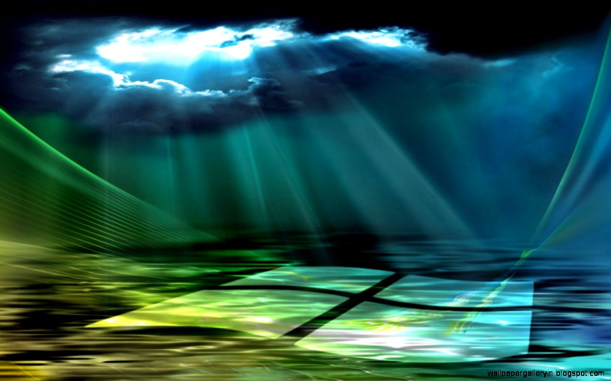 Windows Vista Cloud Cool Wallpaper Desktop 13718 Wallpaper