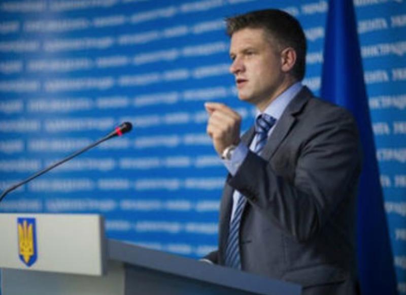 Заместитель главы администрации президента Шимкив сообщил, что планируется  увольнение более 400 сотрудников администрации и сокращение 22 совещательных органов при президенте