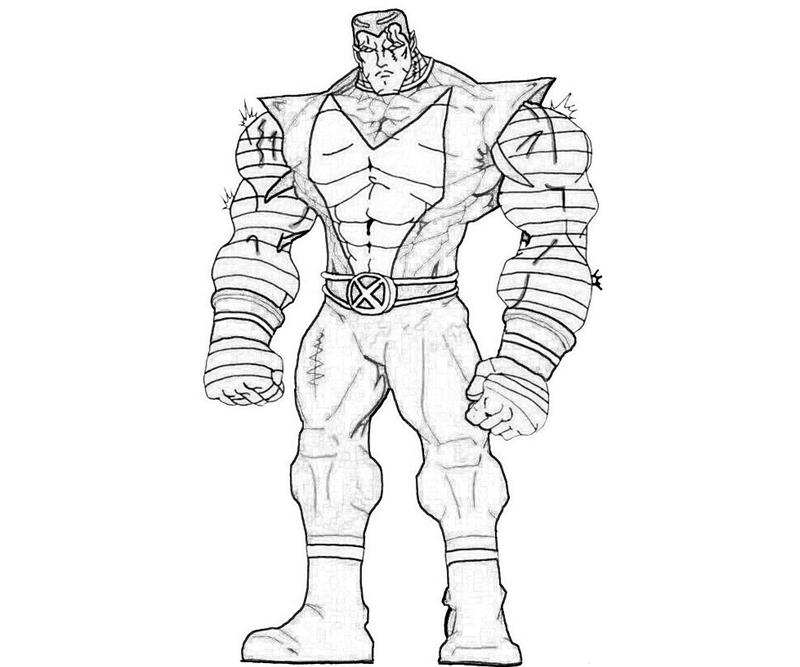 Marvel Ultimate Alliance 2 Colossus