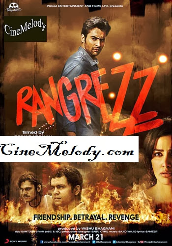 Rangrezz  Hindi Mp3 Songs Free  Download  2013