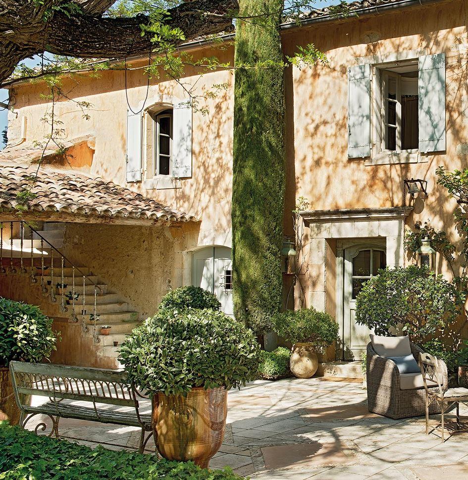 Dep sito santa mariah antiga quinta no sul da fran a for Jardines italianos