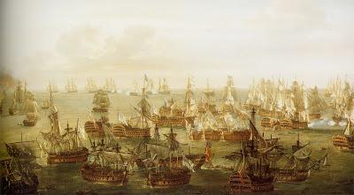 Batalla-de-trafalgar
